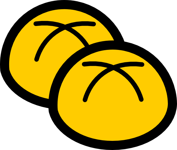 free vector Bakery Buns clip art