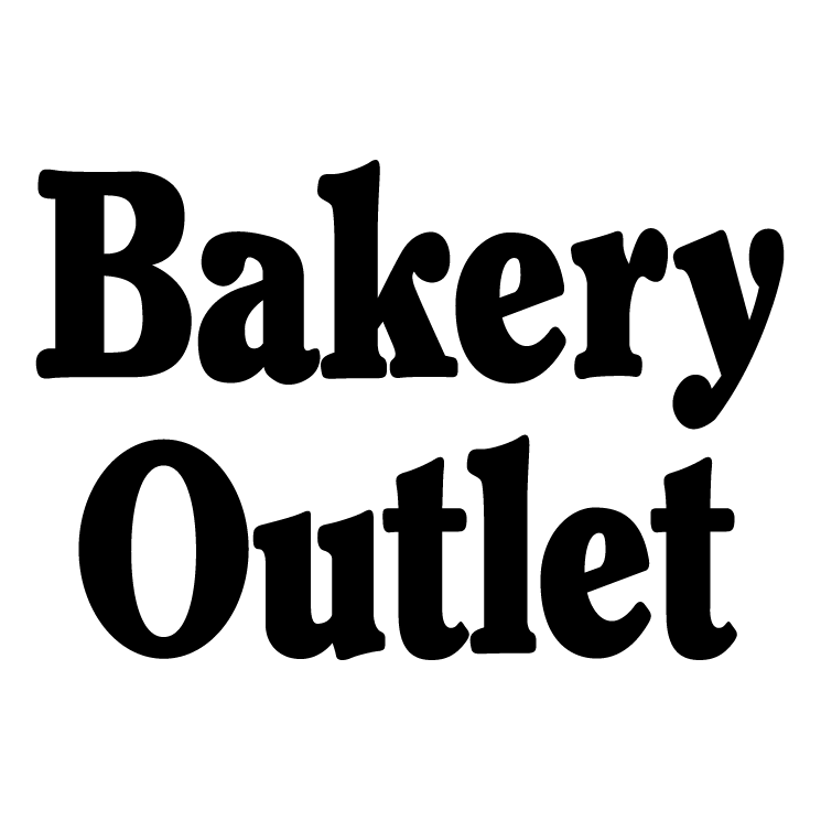 free vector Bakery outlet