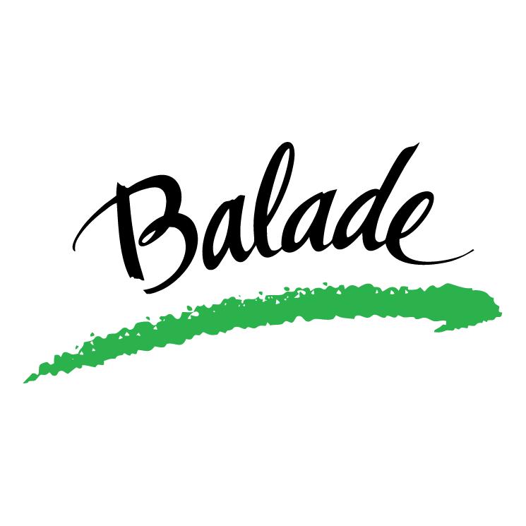 free vector Balade