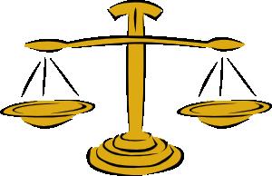 free vector Balance Scale clip art