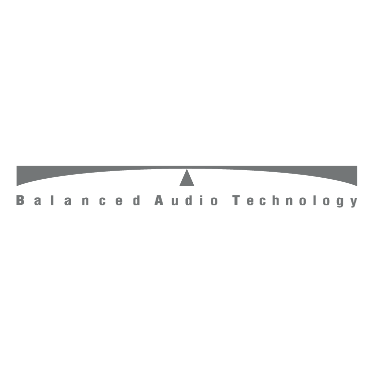 free vector Balanced audio technology
