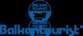 free vector Balkantourist logo
