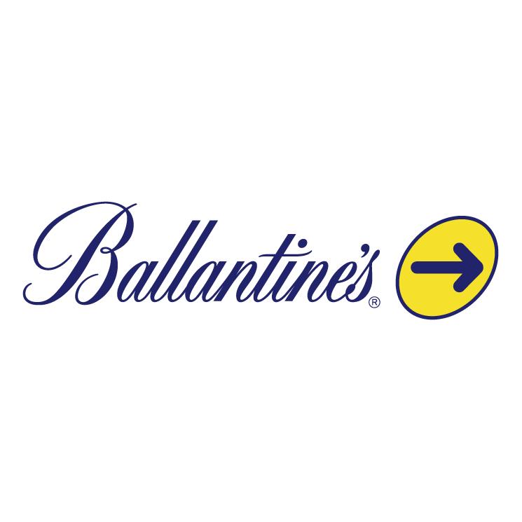free vector Ballantines 3