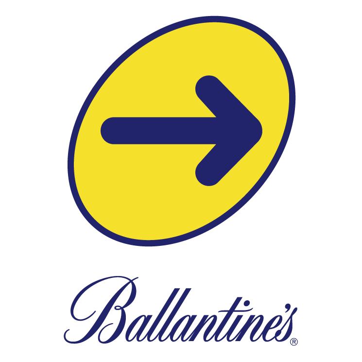 free vector Ballantines 4