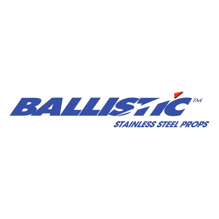 free vector Ballistic