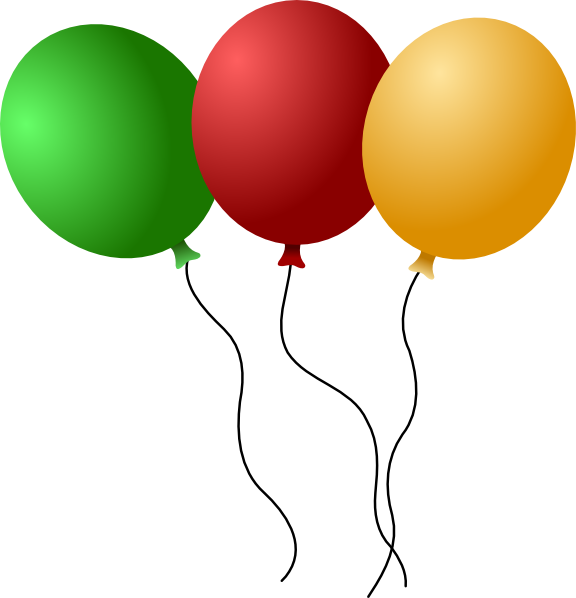 balloons clip art free vector 4vector rh 4vector com vector balloons free download vector balloons free download