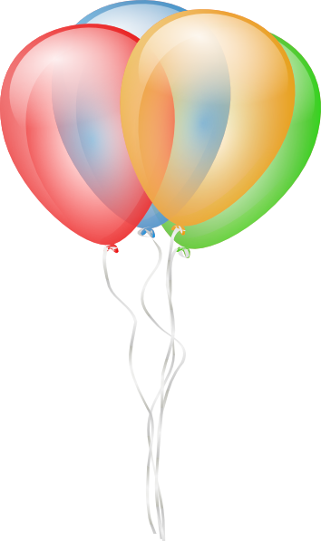 balloons clip art free vector 4vector rh 4vector com vector balloon background vector balloons eps