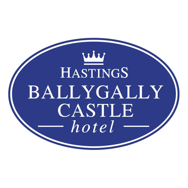 free vector Ballygally castle hotel