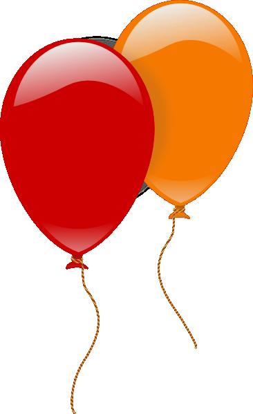 free vector Baloons clip art
