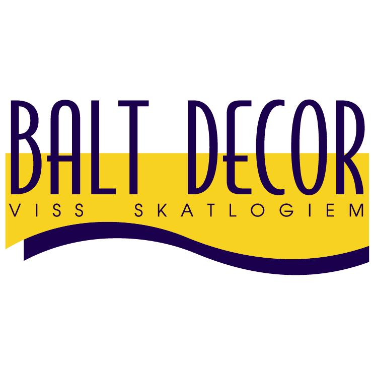 free vector Balt decor