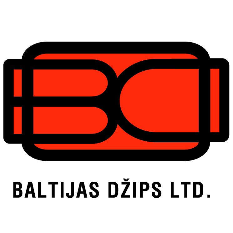 free vector Baltijas dzips