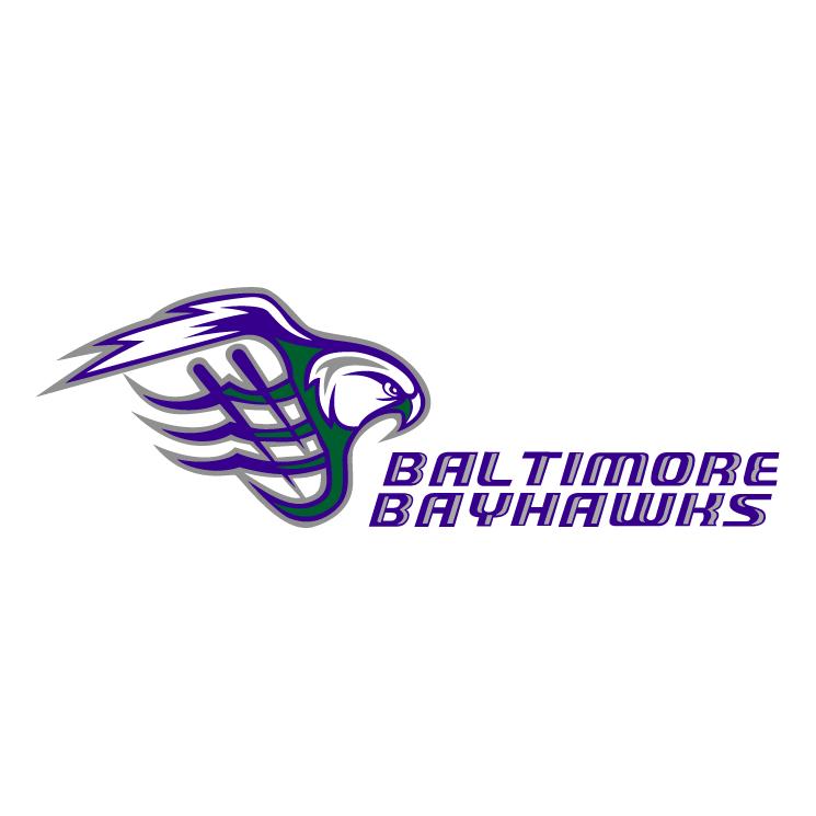 free vector Baltimore bayhawks 0