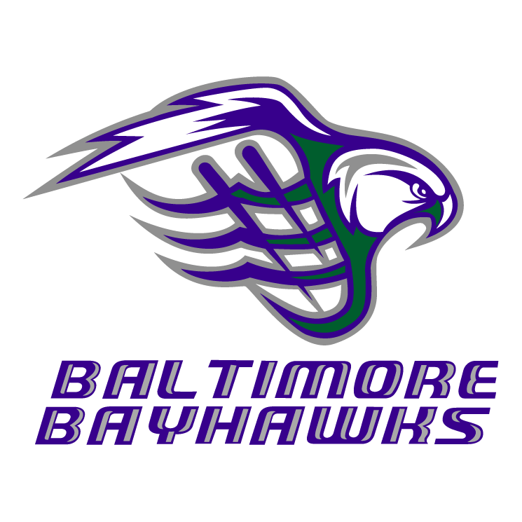 free vector Baltimore bayhawks