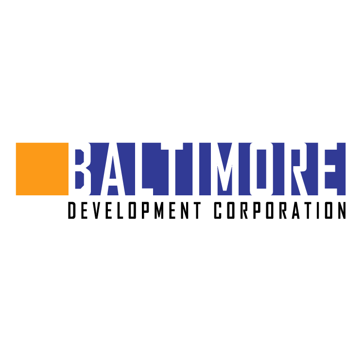 free vector Baltimore development corporation