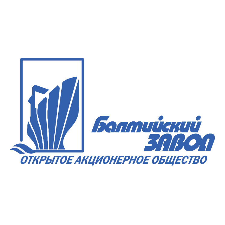 free vector Baltiskiy zavod