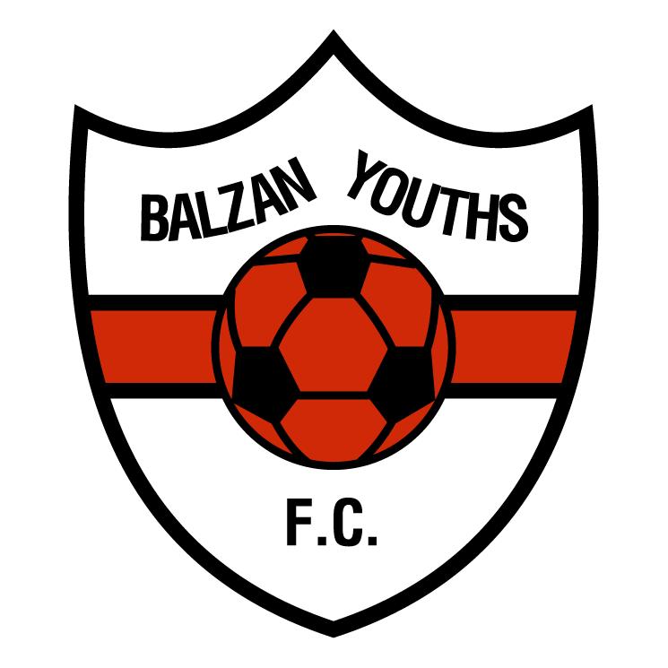 free vector Balzan youths football club