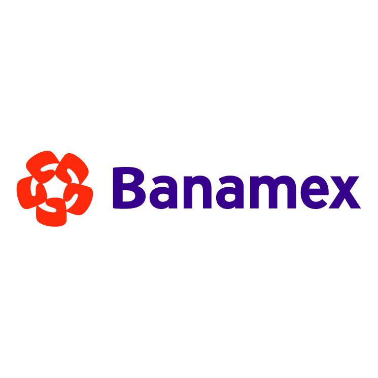 free vector Banamex 1