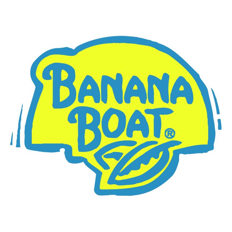free vector Banana boat 0