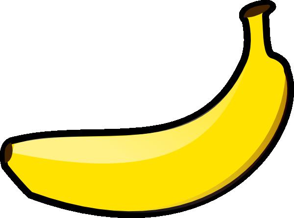 free vector Banana clip art