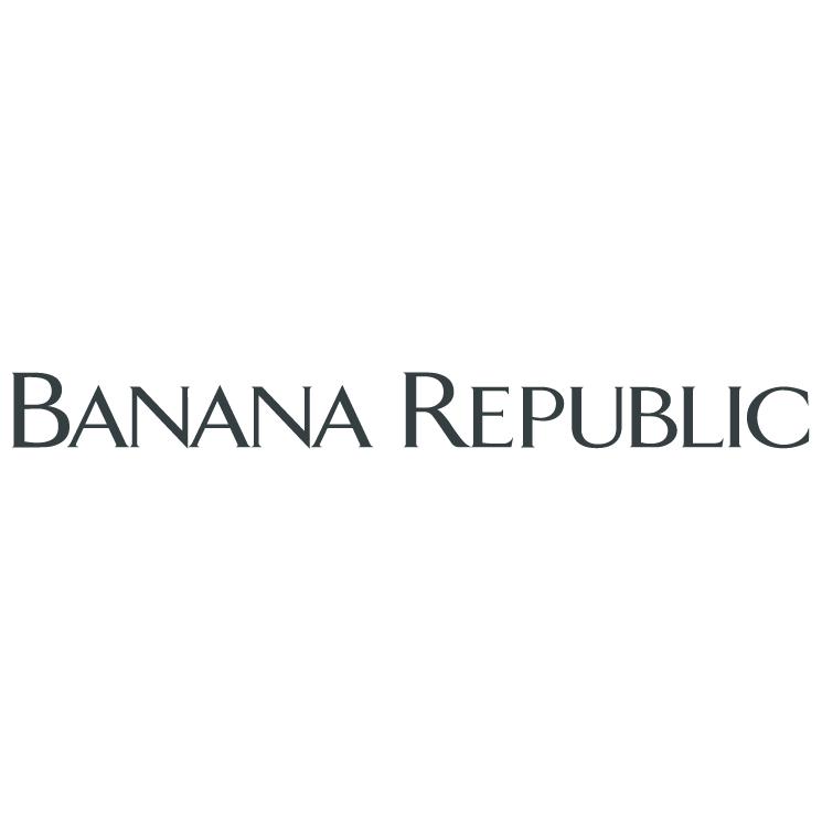 free vector Banana republic