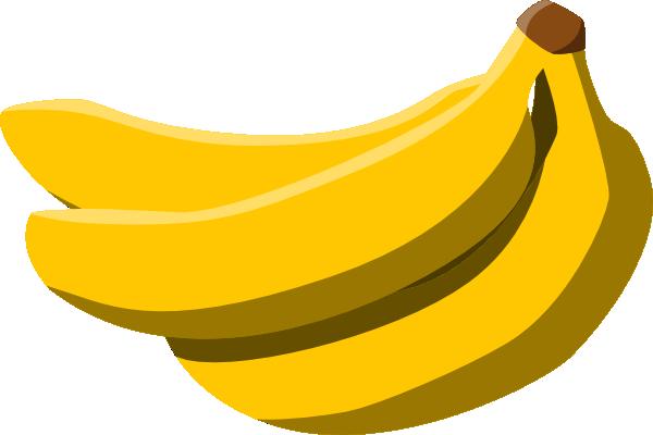 free vector Bananas  clip art