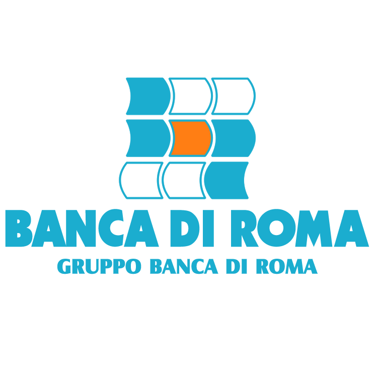 free vector Banca di roma