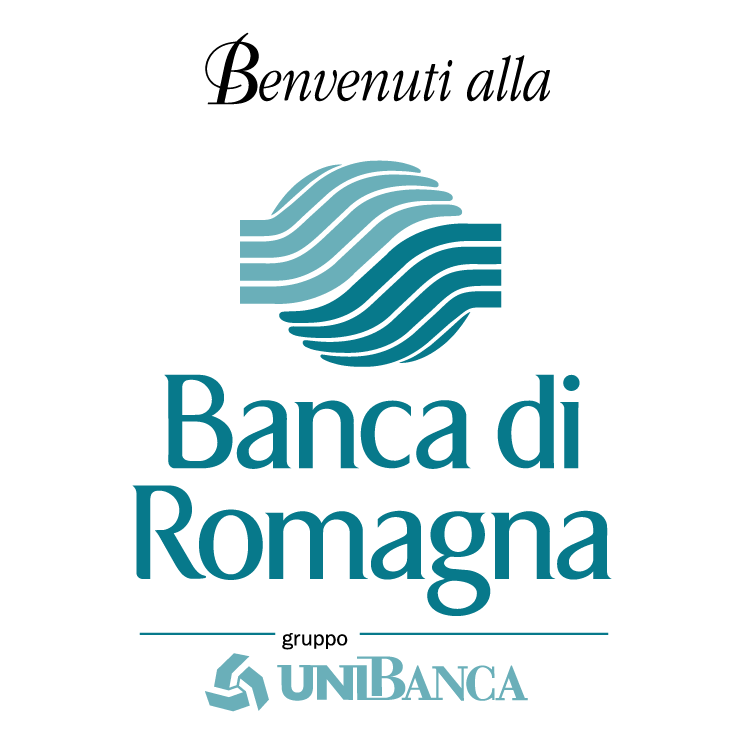 free vector Banca di romagna