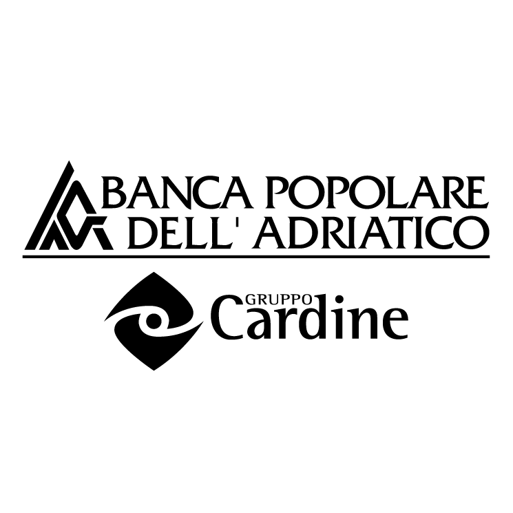 free vector Banca popolare dell adriatico