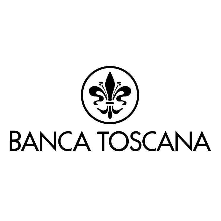 free vector Banca toscana