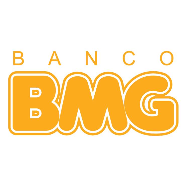 free vector Banco bmg