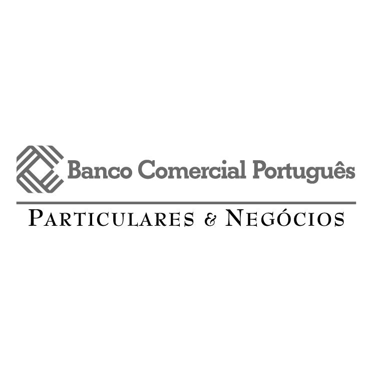 free vector Banco comercial portugues 4