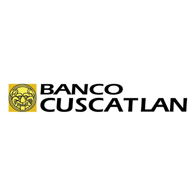 free vector Banco cuscatlan