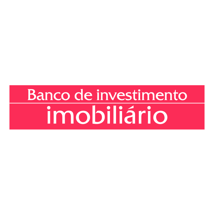 free vector Banco de investimento imobiliario