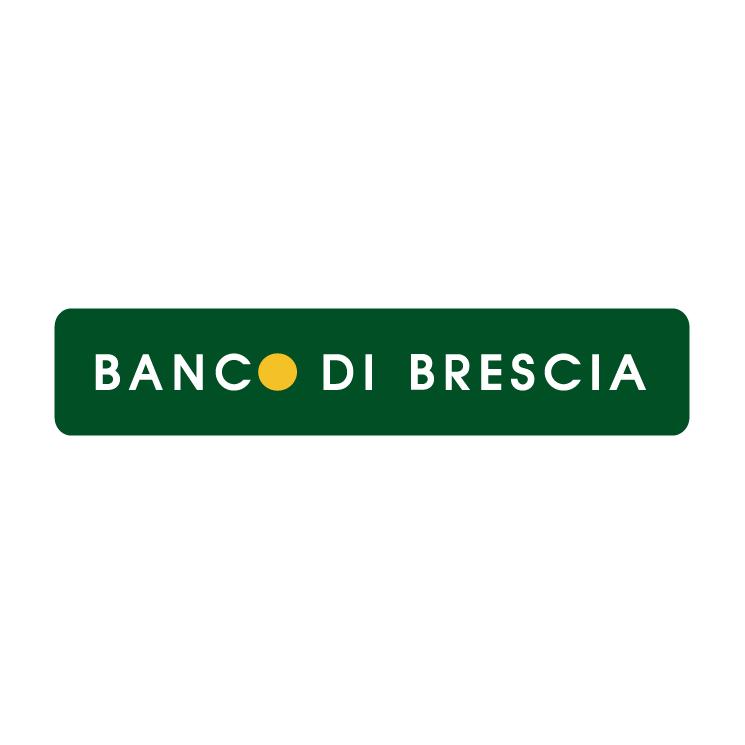 free vector Banco di brescia 0