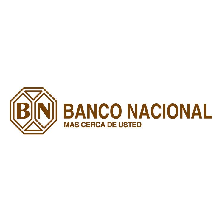 free vector Banco nacional costa rica 0