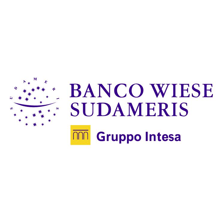 free vector Banco wiese sudameris 0