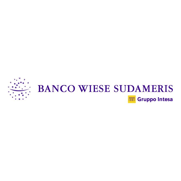 free vector Banco wiese sudameris