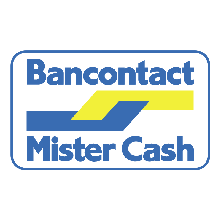 free vector Bancontact mister cash