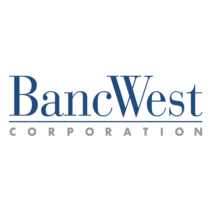 free vector Bancwest corporation