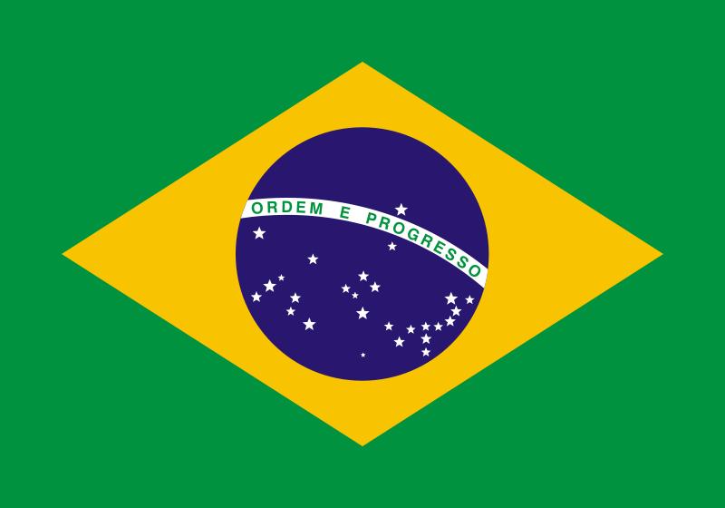 free vector Bandeira do Brasil - Flag Brazil