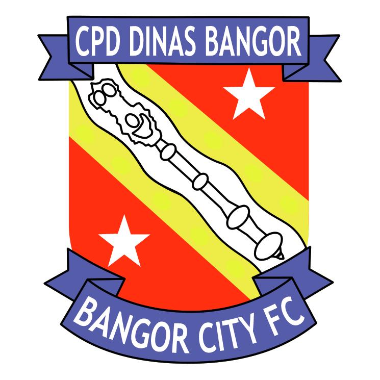 free vector Bangor city fc