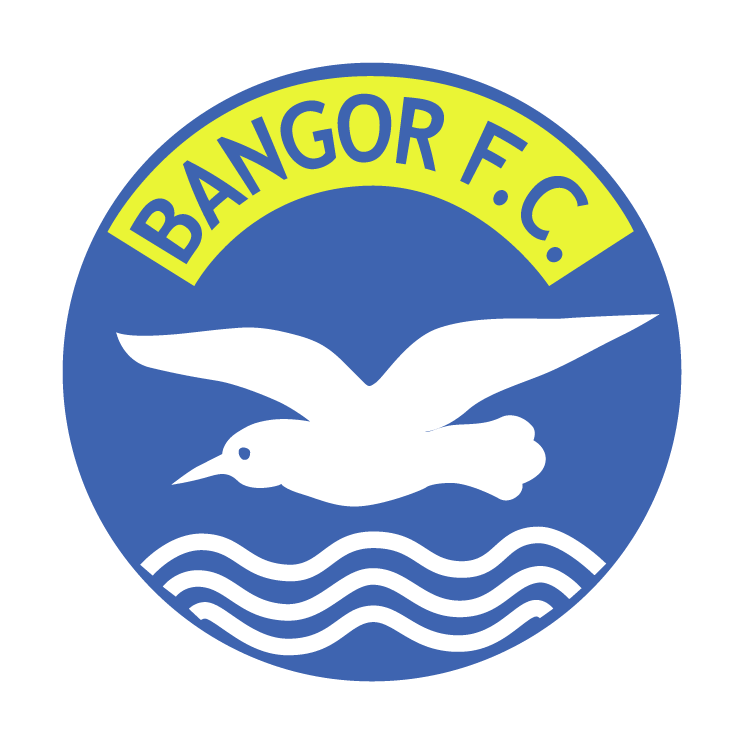 free vector Bangor fc
