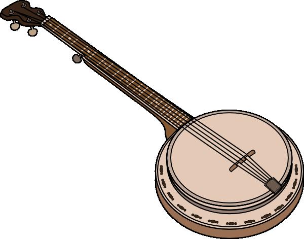 free vector Banjo clip art