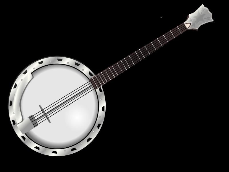 PONGA LO QUE USTED QUIERA - Página 38 Free-vector-banjo_098371_Banjo