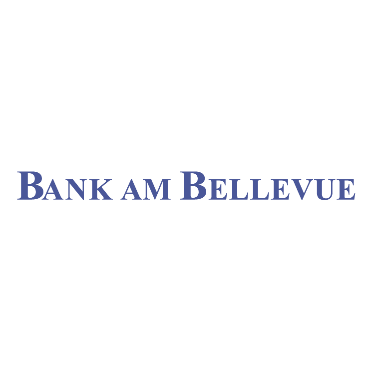 free vector Bank am bellevue