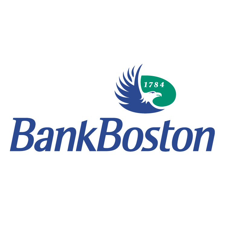 free vector Bank boston