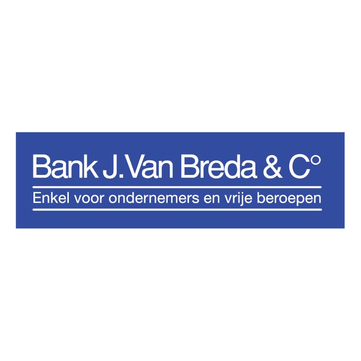 free vector Bank j van breda c
