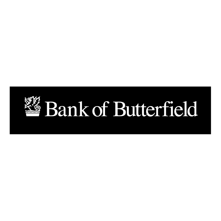 free vector Bank of butterfield 1
