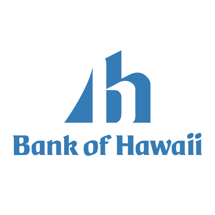 free vector Bank of hawaii 1