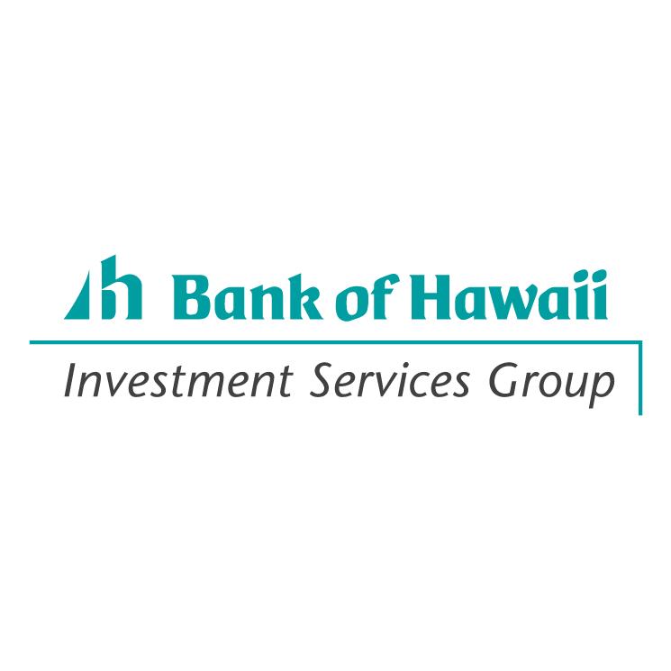 free vector Bank of hawaii